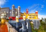 Hotel Mundial in Lissabon, Stadtpalast Palácio Nacional de Sintra