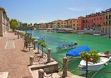 Parc Hotel Gritti, Bardolino, Gardasee, Italien, Peschiera Del Garda