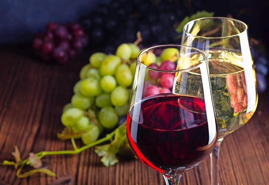 Toskana – Kultur und La Dolce Vita, Weinprobe