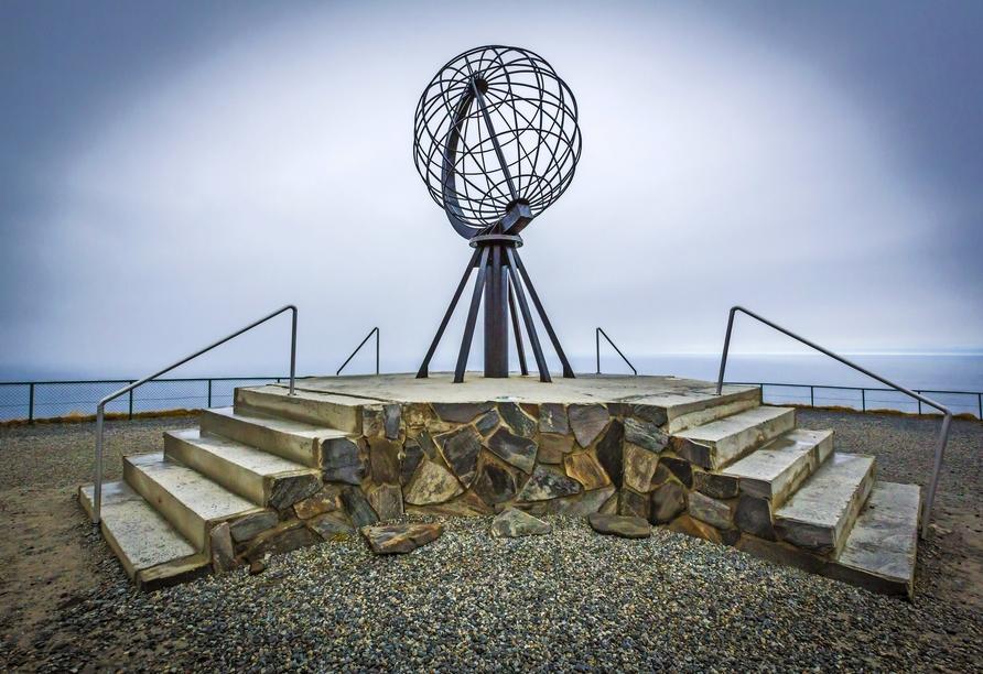 MSC Splendida, Nordkap
