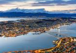 MSC Splendida, Tromsø