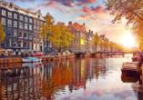 MS Aurelia, Amsterdam