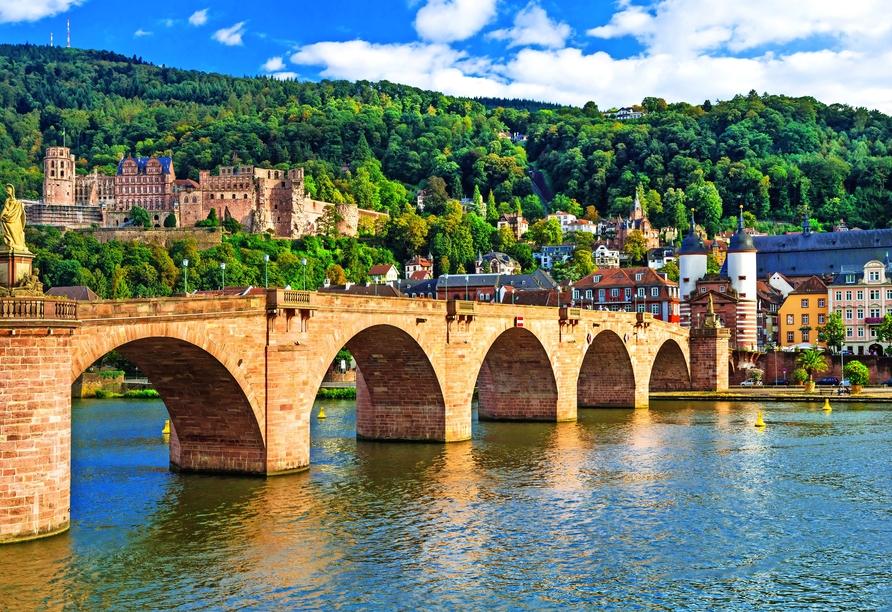 MS Thomas Hardy, Heidelberg