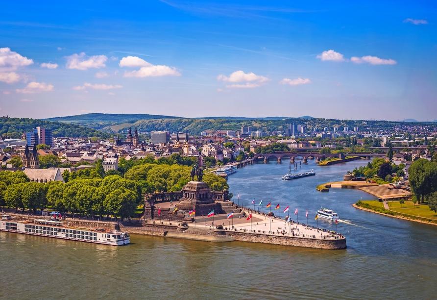 MS Normandie, Koblenz