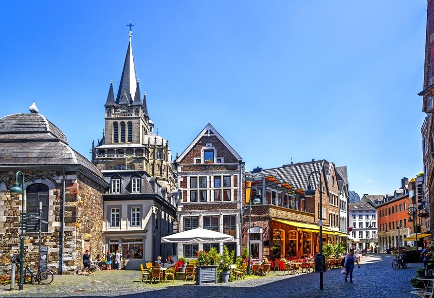 Leonardo Hotel Aachen, Aachen